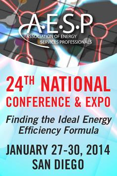 AESP's 24th National Expo poster