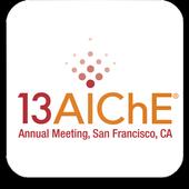 2013 AIChE Annual Meeting icon
