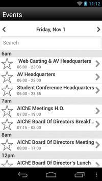 2013 AIChE Annual Meeting apk screenshot