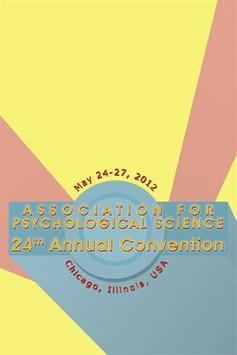 24th APS Annual Convention apk screenshot