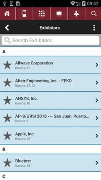 AP-S/URSI 2015 apk screenshot