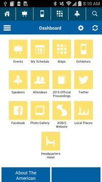 The ASBRS 16th Annual Meeting apk screenshot