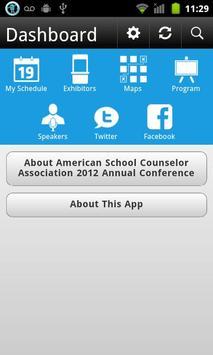 ASCA 2012 apk screenshot