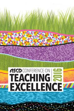 Conf on Teaching Excellence poster