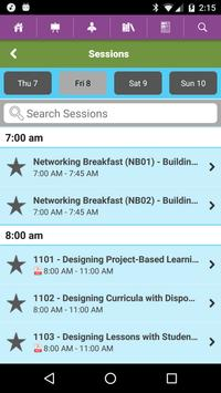 Conf on Teaching Excellence apk screenshot
