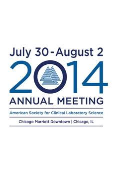2014 ASCLS Annual Meeting poster