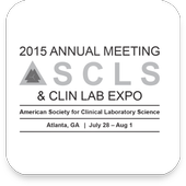 2015 ASCLS Annual Meeting icon