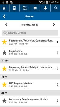 2015 ASCLS Annual Meeting apk screenshot