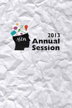 ASDA Annual Session 2013 poster