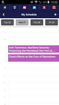 ASIS NYC 26th Security Conf apk screenshot