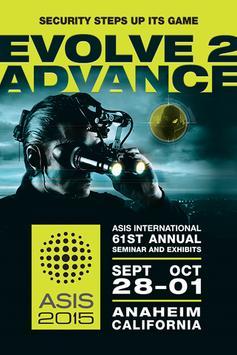 ASIS 2015 poster