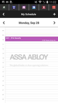 ASIS 2015 apk screenshot