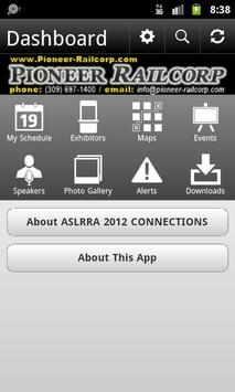 ASLRRA 2012 CONNECTIONS poster