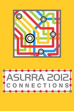 ASLRRA 2012 CONNECTIONS apk screenshot