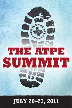 ATPE Summit poster