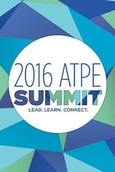 2016 ATPE Summit poster