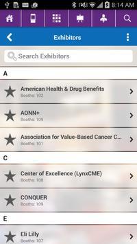 AVBCC 2015 apk screenshot