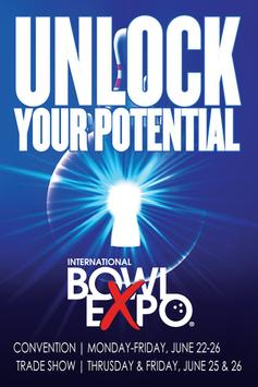 Bowl Expo 2015 poster