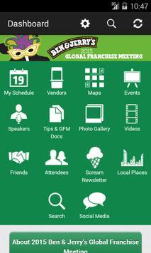 2015 Ben & Jerry's GFM apk screenshot