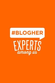 BlogHer Events poster