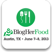BlogHer Food '13 icon