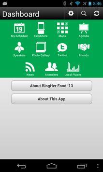 BlogHer Food '13 apk screenshot