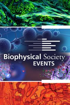Biophysical Society Events poster