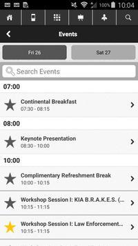 2016 YYAL Conference apk screenshot