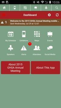 GHSA 2015 apk screenshot