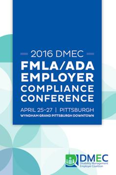 DMEC Compliance Conference '16 poster