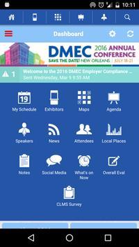 DMEC Compliance Conference '16 apk screenshot