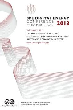 SPE Digital Energy Conference poster