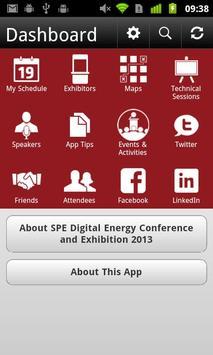 SPE Digital Energy Conference apk screenshot