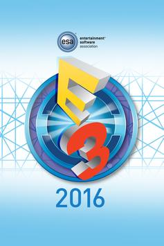 E3 2016 poster