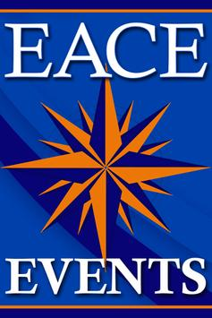 EACE Events poster