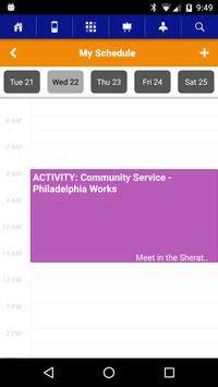 EACE Events apk screenshot