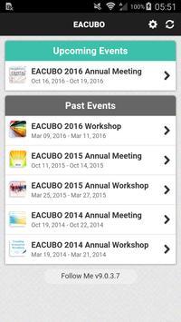 EACUBO apk screenshot