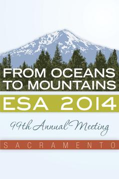 ESA 99th Ann. Meeting and Expo poster