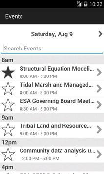 ESA 99th Ann. Meeting and Expo apk screenshot