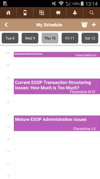 ESOP Events apk screenshot