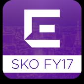 Extreme Networks SKO FY17 icon