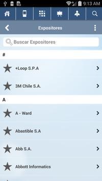 Exponor Chile 2015 apk screenshot