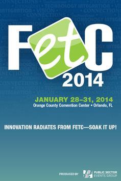 FETC 2014 poster