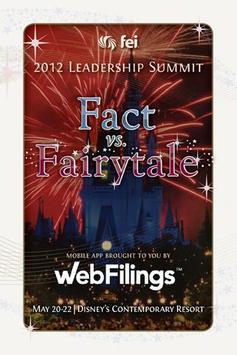 FEI 2012 Leadership Summit apk screenshot