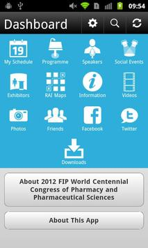 2012 FIP World apk screenshot