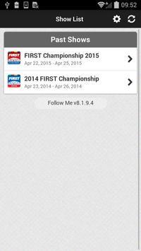 FIRST Championship apk screenshot