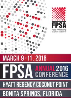 FPSA Annual Conference 2016 poster