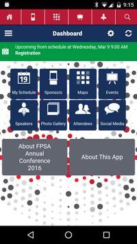 FPSA Annual Conference 2016 apk screenshot