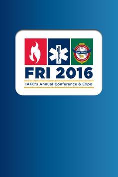 FRI 2016 poster