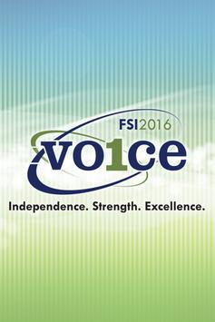 FSI OneVoice 2016 poster